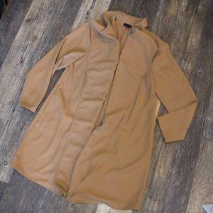 EUC Tan jacket by Alfani